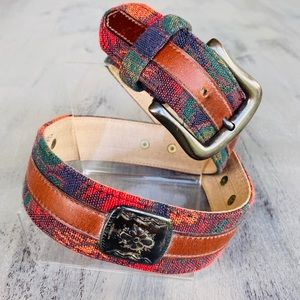 Ruff Hewn Women's Medium Belt Made in the USA